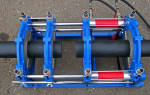 Агрегат для сварки полиэтиленовых труб