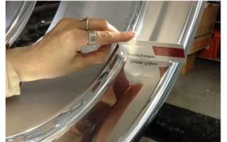 Полировка металла в домашних условиях